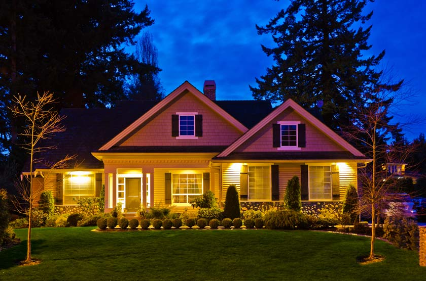 Installing Outdoor Security Lighting For Your Home