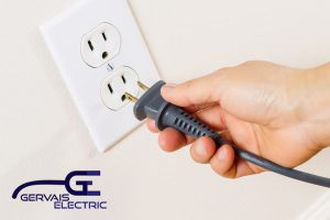 Grounded Electrical Outlet