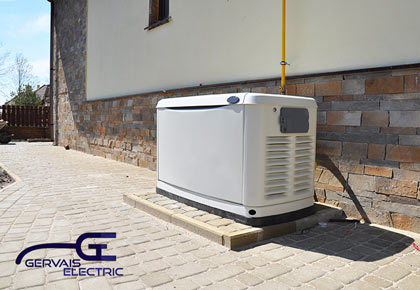 A Standby Generator